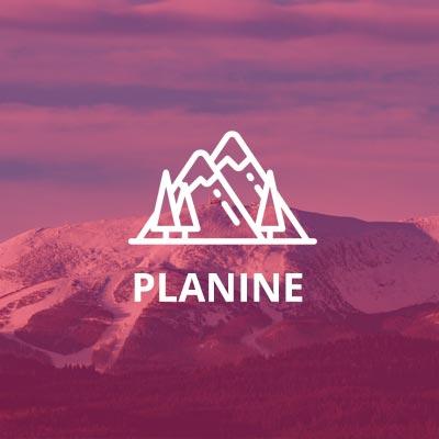 planine