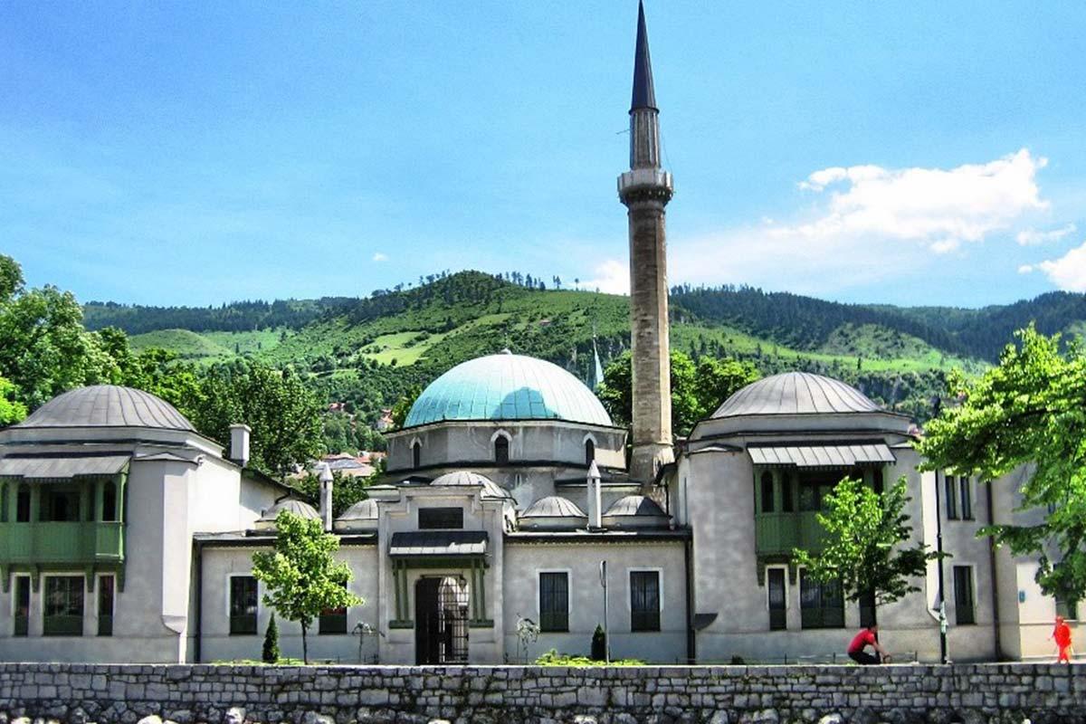 Careva džamija | Visit Sarajevo